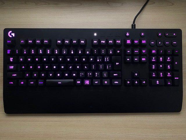 ロジクールG213キーボード