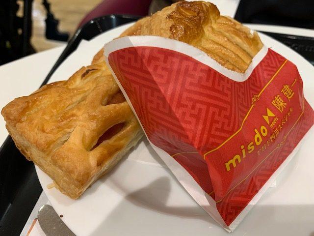 ミスド陳健一のパイ