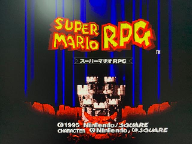 スーパーマリオRPG(スーパーファミコンクラシックミニ)
