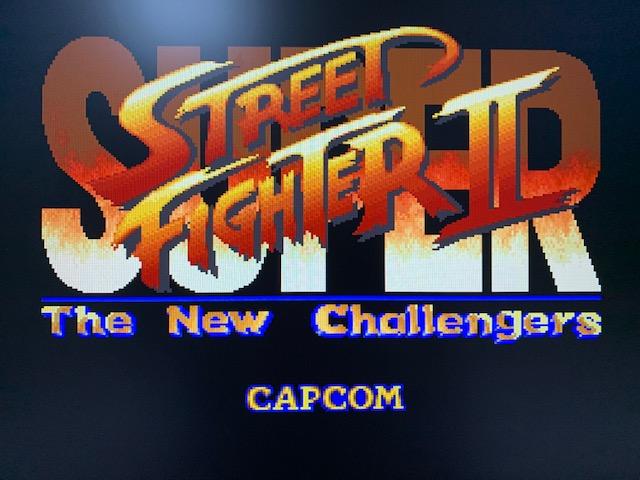 スーパーストリートファイターⅡ ザ ニューチャレンジャーズ(スーパーファミコンクラシックミニ)