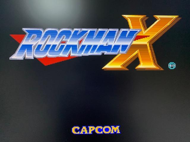 ロックマンX(スーパーファミコンクラシックミニ)