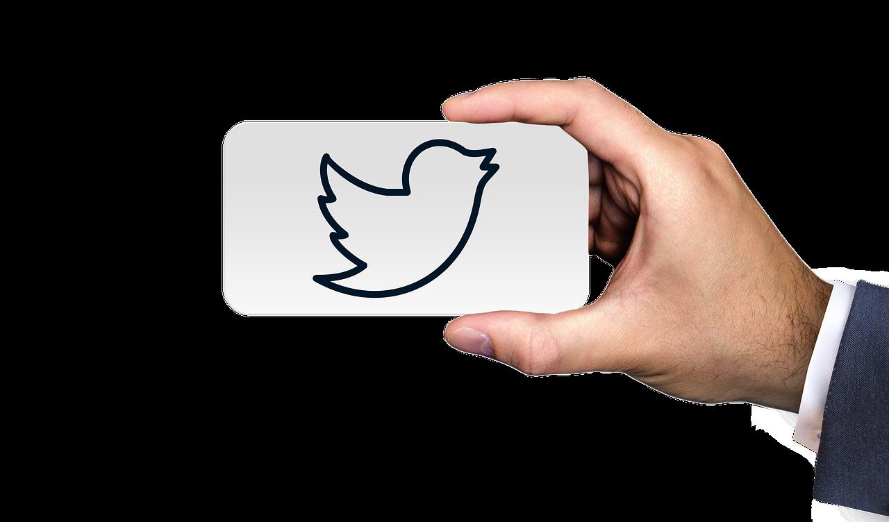 Twitterの鳥