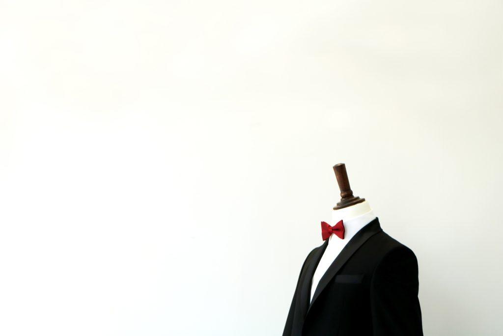 紳士のたしなみ