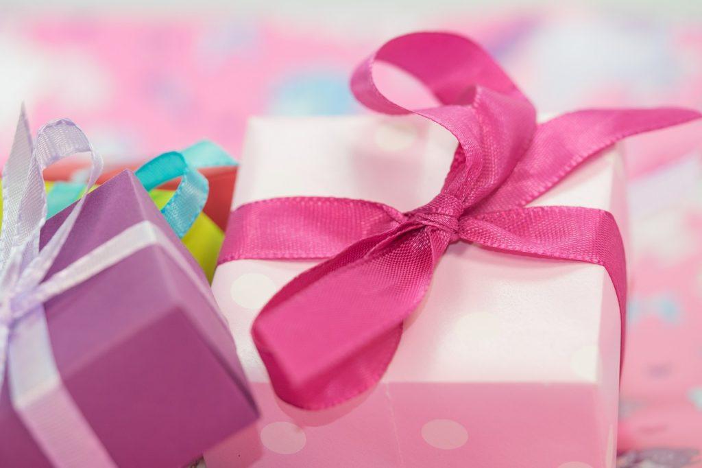大切な人へ贈るプレゼント